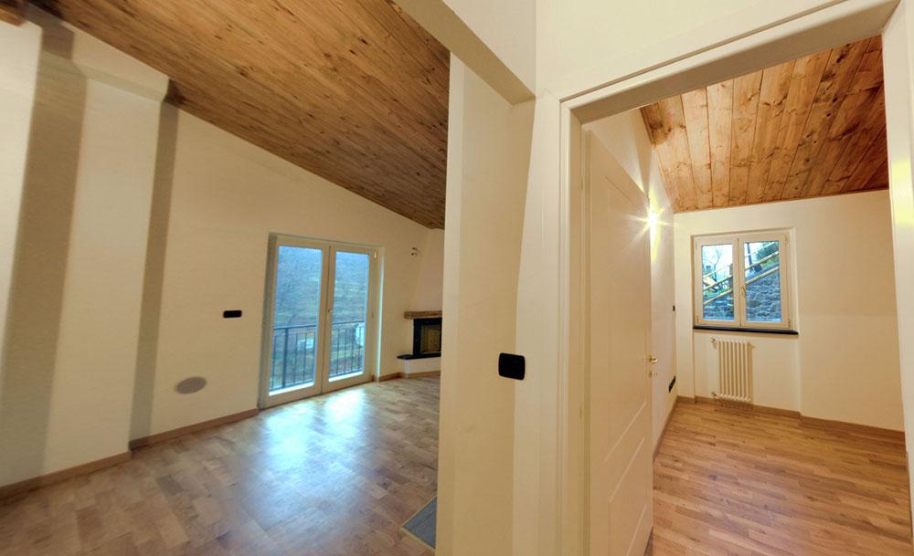 Realizzazione sotto tetto stile marinaro vendita legno for Tetto in stile ranch